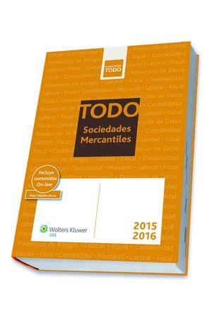 TODO SOCIEDADES MERCANTILES 2015-2016