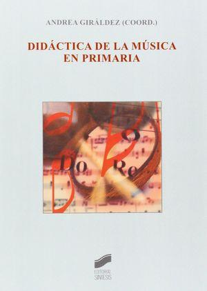 DIDÁCTICA DE LA MÚSICA EN PRIMARIA