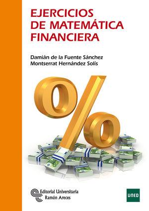 EJERCICIOS DE MATEMÁTICA FINANCIERA