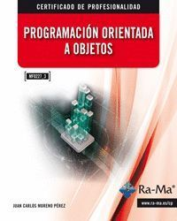 PROGRAMACION ORIENTADA A OBJETOS. MF0227_3: