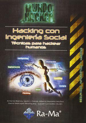 HACKING CON INGENIERIA SOCIAL.