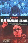 AZUL Y ROJO, JOSÉ MARÍA DE LLANOS