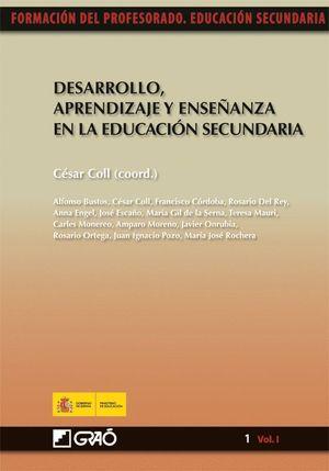 DESARROLLO, APRENDIZAJE Y ENSEÑANZA ENLA EDUCACIÓN SECUNDARIA