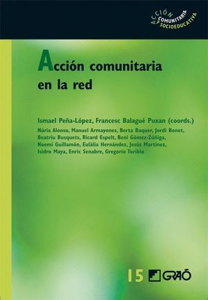 ACCIÓN COMUNITARIA EN LA RED
