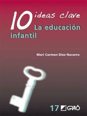10 IDEAS CLAVE. LA EDUCACIÓN INFANTIL