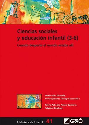 CIENCIAS SOCIALES Y EDUCACION INFANTIL (3-6)
