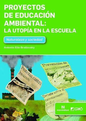PROYECTOS DE EDUCACIÓN AMBIENTAL