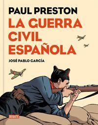 LA GUERRA CIVIL ESPAÑOLA (EN COMIC)