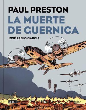 LA MUERTE DE GUERNICA (EN COMIC)