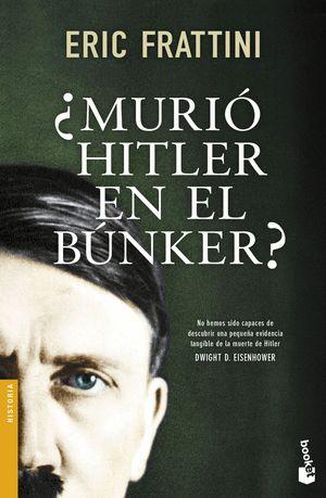 +MURIO HITLER EN EL BUNKER?