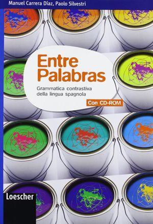 ENTRE PALABRAS (LIBRO+CD)