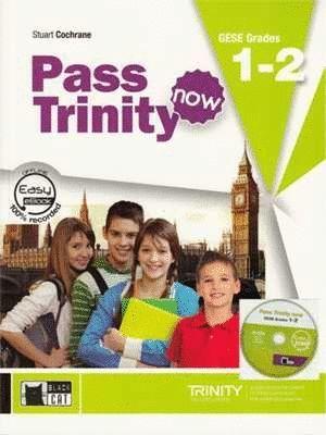 PASS TRINITY NOW BOOK GRADES 1-2 +DVD