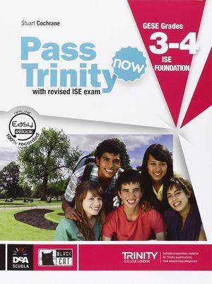 PASS TRINITY NOW BOOK GRADES 3-4 +DVD