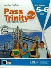 PASS TRINITY NOW BOOK GRADES 5-6 +DVD