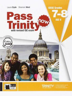 PASS TRINITY NOW BOOK GRADES 7-8 +DVD