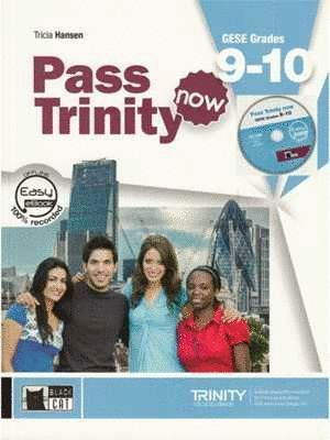 PASS TRINITY NOW BOOK GRADES 9-10 +DVD