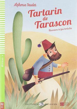 TARTARIN DE TARASCON (NIV. 4 - A2) + CD