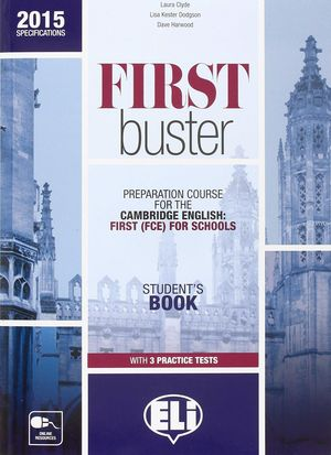 FIRST BUSTER 2015 STUDENTS BOOK (+ 3 CDS)