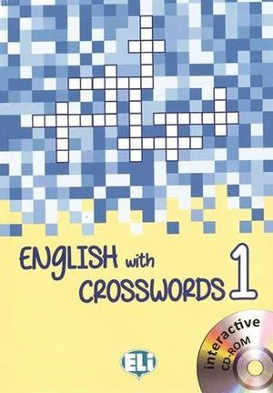ENGLISH WITH CROSSWORDS 1 +CD