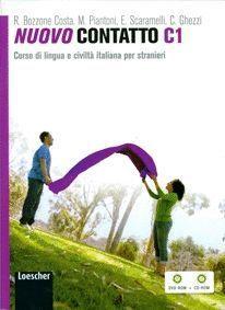 NUOVO CONTATTO C1 (LIBRO + DVD-ROM + CD AUDIO)
