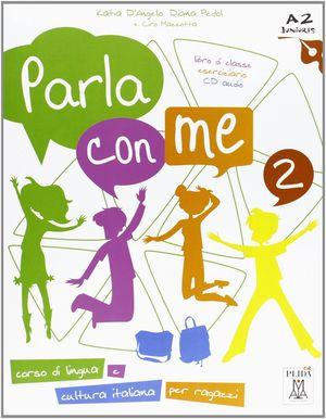 PARLA CON ME 2 ALUM+CD