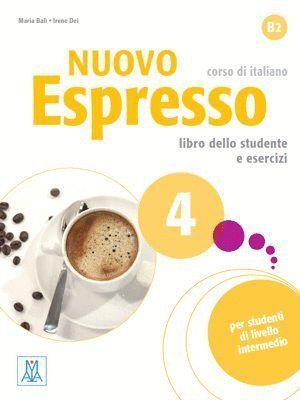 NUOVO ESPRESSO. LIBRO DELLO STUDENTE E ESERCIZI. CORSO DI ITALIANO B2. CON CD-AU