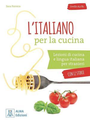 L ITALIANO PER LA CUCINA +MP3