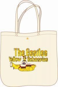 BOLSA THE BEATLES BEIGE