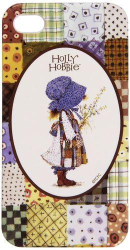 CARCASA IPHONE 4 - 4S HOLLY HOBBIE
