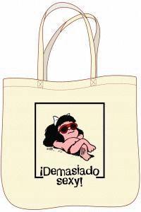 BOLSA MAFALDA DEMASIADO SEXY