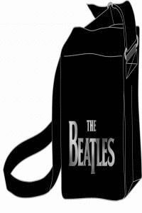 MOCHILA THE BEATLES NEGRA