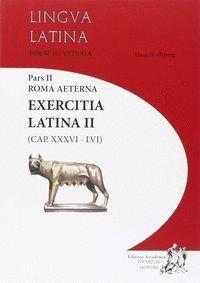 EXERCITIA LATINA II PARS II ROMA AETERNA
