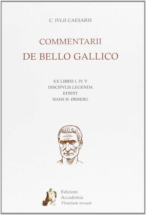 COMENTARII DE BELLO GALLICO