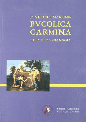 BUCOLICA CARMINA (VERGILIUS)