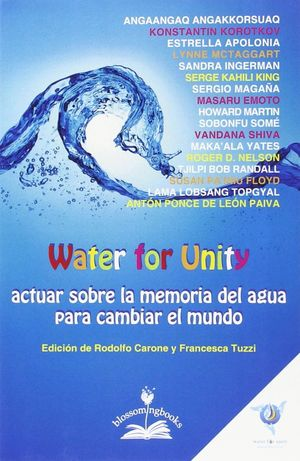 WATER FOR UNITY