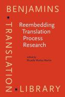 REEMBEDDING TRANSLATION PROCESS RESEARCH