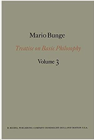 TREATISE ON BASIC PHILOSOPHY. VOL. 3