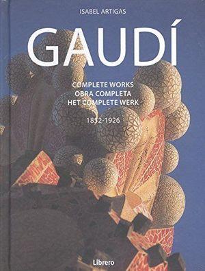 GAUDÍ . COMPLETE WORKS (EN-CAST-HOL)