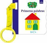 PRIMERAS PALABRAS PASO A PASO
