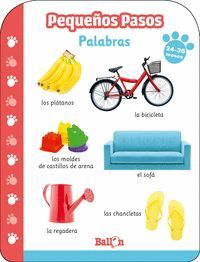 PEQUEÑOS PASOS -PALABRAS 24-36 MESES
