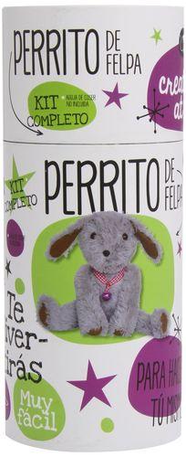 MI PERRITO DE FELPA. CREATIVE KIDS