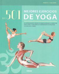 501 MEJORES EJERCICIOS DE YOGA,LOS
