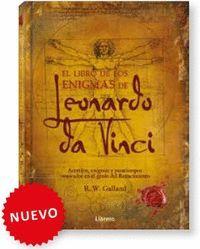 EL LIBRO DE LOS ENIGMAS DE LEONARDO DA VINCI