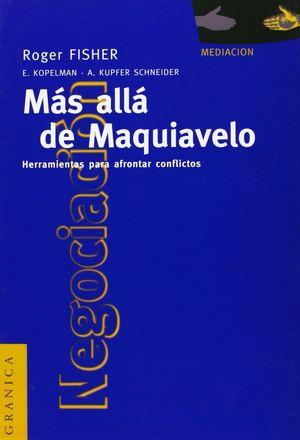 MAS ALLA DE MAQUIAVELO