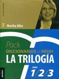 PACK DICCIONARIOS LA TRILOGIA - TRES VOLÚMENES