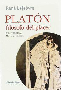 PLATÓN FILÓSOFO DEL PLACER