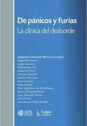 DE PANICOS Y FURIAS