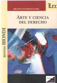 ARTE Y CIENCIA DEL DERECHO