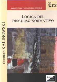 LOGICA DEL DISCURSO NORMATIVO