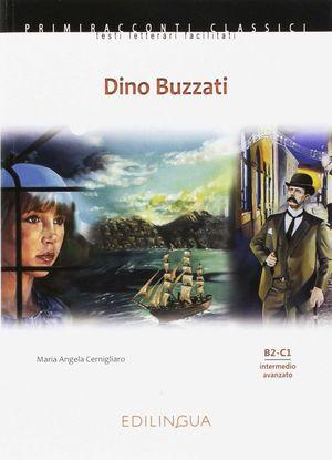 DINO BUZZATI +CD B2-C1 INTERMEDIO AVANZATO